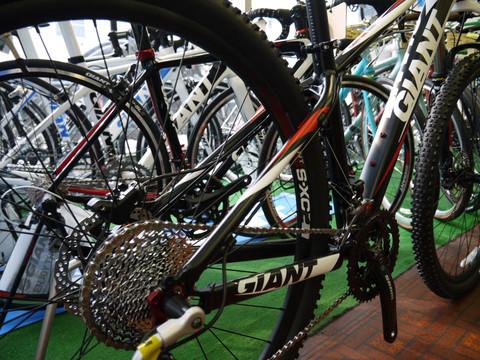 ... 札幌市中央区の自転車店